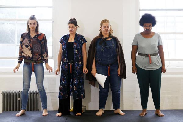 Anna Fordham, Elizabeth Boag, Anna Fordham, Lydia Rose Bewley
